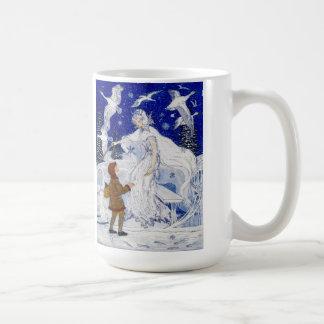 Snow Queen Mug Basic White Mug