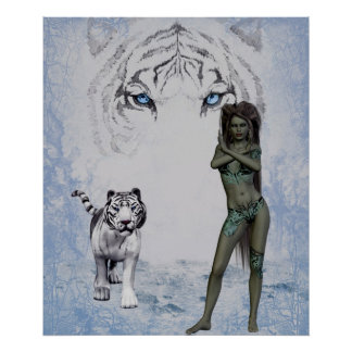 snow queen print