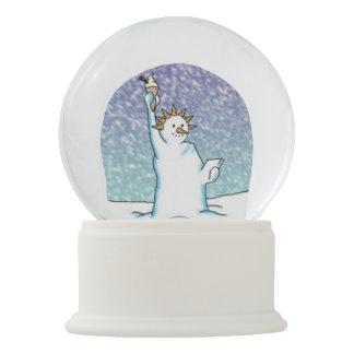Snow Queen Snow Globe