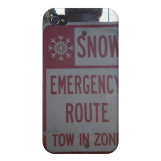 SNOW ROUTE COVERS FOR iPhone 4