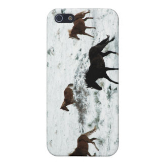 Snow Run Case For iPhone 5
