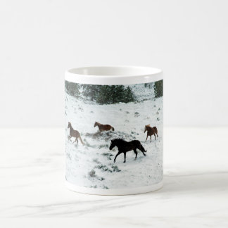 Snow Run Coffee Mug