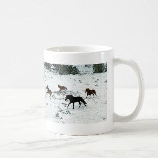 Snow Run Mug
