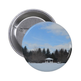 Snow shed 2 inch round button