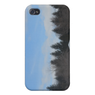 Snow shed iPhone 4 covers