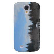 Snow shed samsung galaxy s4 cover