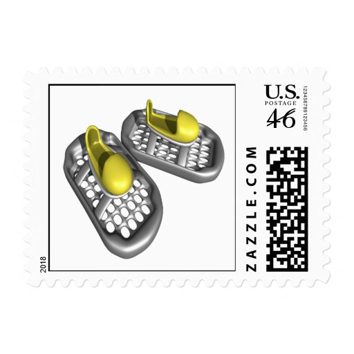 Snow Shoes Postage