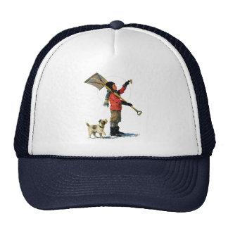 Snow Shoveler Trucker Hat