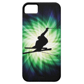 Snow Ski Gift iPhone 5 Case