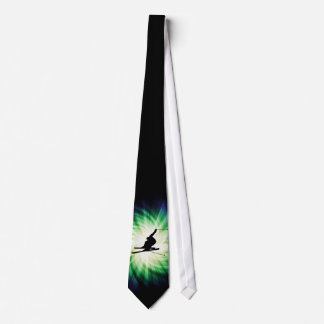 Snow Ski Gift Neck Tie