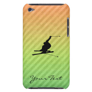 Snow Skiing iPod Touch Case