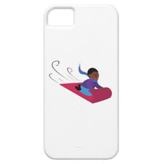 Snow Sled iPhone 5 Cover