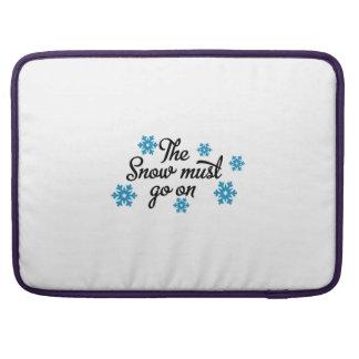 snow sleeves für MacBook pro
