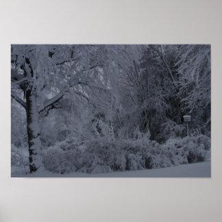 Snow Snow Snow Poster