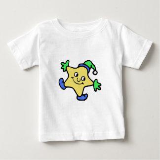 Snow Star Baby T-Shirt