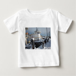 Snow storm 2010 133 baby T-Shirt