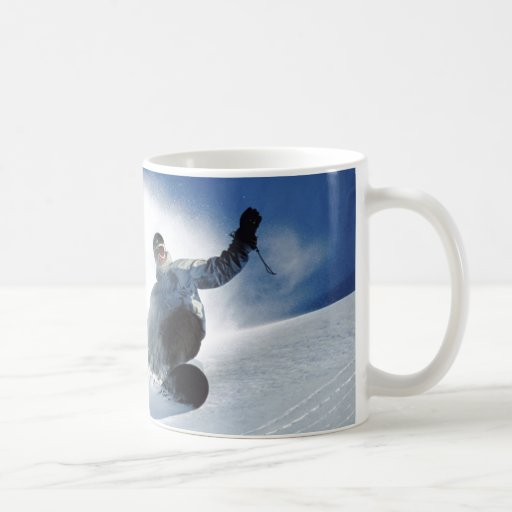 Snow Summit Coffee Mug