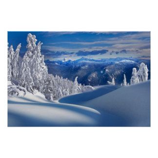 Snow Top Mountains poster