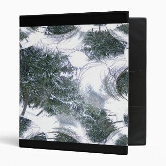 Snow Tree Fractal Binders