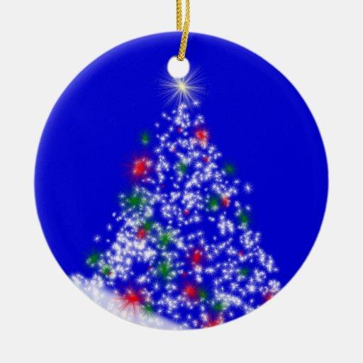 Snow Tree - Ornament