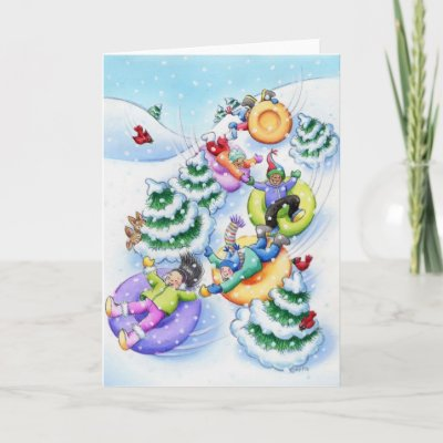 Snow Tubing Invitations were Lovely Layout To Create Nice Invitation Design