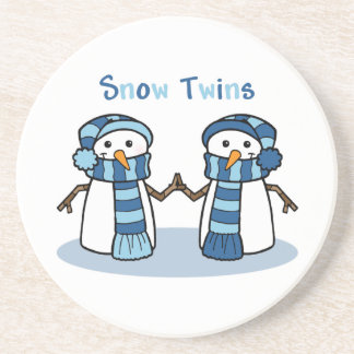 Snow Twins Boys Coaster