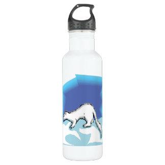 Snow Weasel Water Bottle