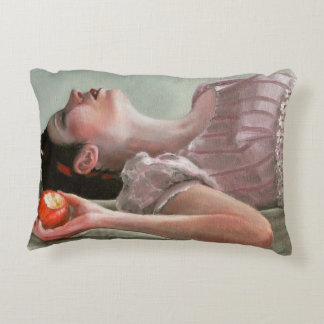 Snow White Accent Pillow