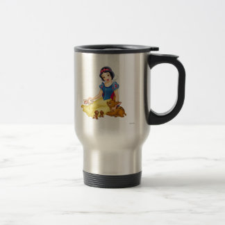 Snow White and Animal Friends Mugs