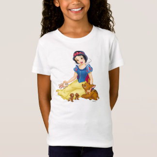 Snow White and Animal Friends T-Shirt