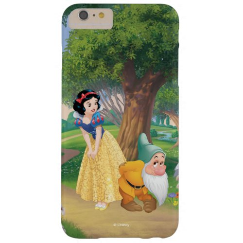 Snow White And Bashful Phone Case