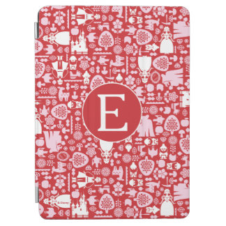 Snow White and Friends Pattern | Monogram iPad Air Cover