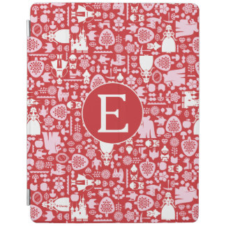 Snow White and Friends Pattern | Monogram iPad Smart Cover