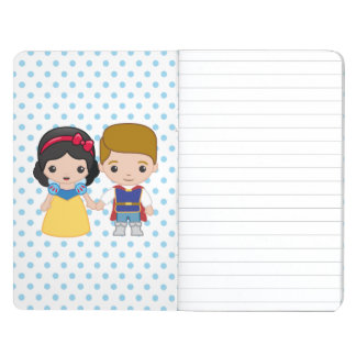 Snow White and Prince Charming Emoji Journal
