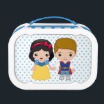 """Snow White and Prince Charming Emoji Lunch Box<br><div class=""""desc"""">Express yourself with this super cute Snow White and Prince Charming Emoji</div>"""