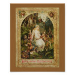 Snow White and Seven Dwarves Poster