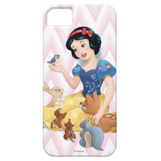 Snow White and the Forest Animals iPhone SE/5/5s Case