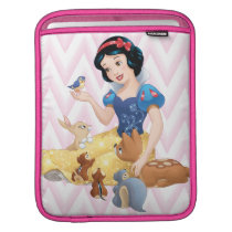 Snow White and the Forest Animals Sleeve For iPads
