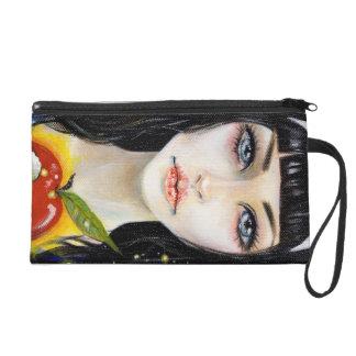 Snow White and the Poison Apple Wristlet Purse