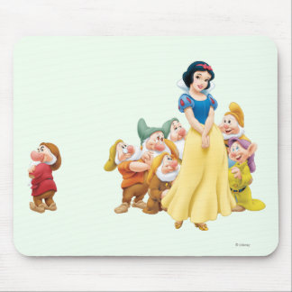 Snow White and the Seven Dwarfs 1 Mouse Pad
