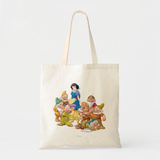 Snow White and the Seven Dwarfs 2 Tote Bag