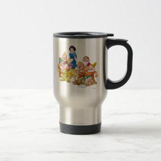 Snow White and the Seven Dwarfs 2 Travel Mug