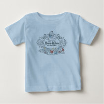 Snow White and the Seven Dwarfs | Fairest of All Baby T-Shirt
