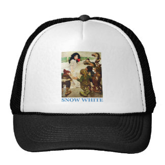 Snow White and The Seven Dwarfs Mesh Hat