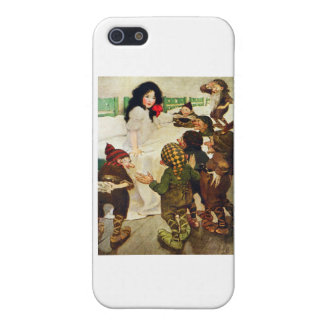 Snow White and the Seven Dwarfs Covers For iPhone 5
