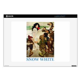 Snow White and The Seven Dwarfs Skin For Laptop