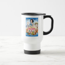 Snow White and the Seven Dwarfs with Evil Queen Travel Mug