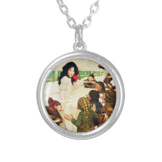 Snow White and the Seven Dwarves Necklace