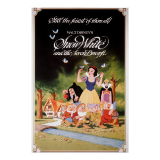 Snow White and the Seven Dwarves Poster