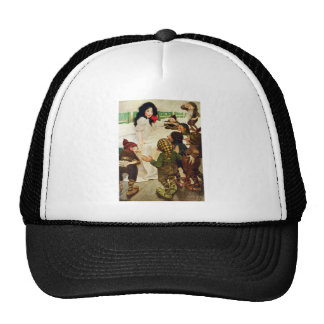 Snow White and the Seven Dwarves Trucker Hat